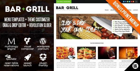 Bar + Grill