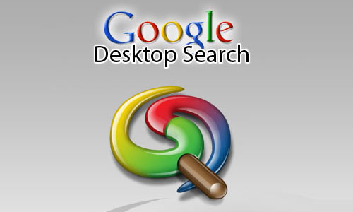 Google Desktop Search Icons