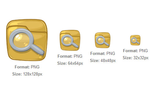 Search Folder Icon
