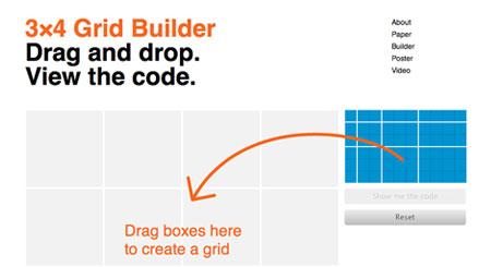 3 x 4 Grid Builder