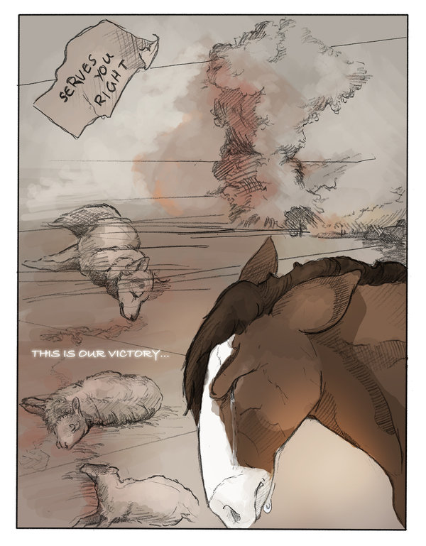 Animal Farm Page 2 by Light-element