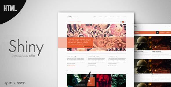 Shiny HTML Version