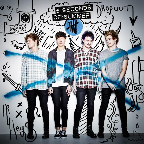 5 Seconds of Summer Kiss Me Kiss Me  Single by PamHoran