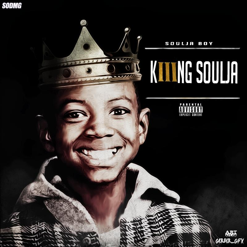 King Soulja 3 by gerbergfx