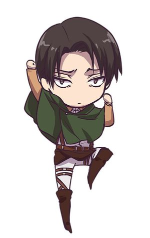 Little Package {Levi x Reader} Chapter 5