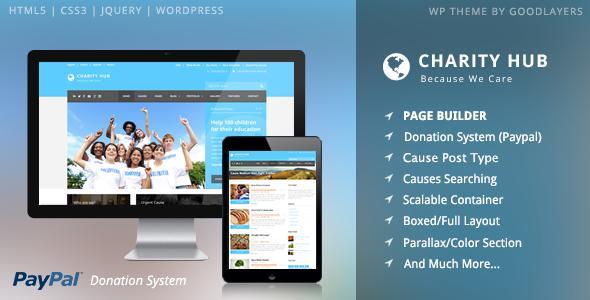 Charity Hub