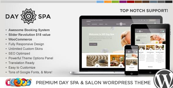 WP Day Spa & Salon