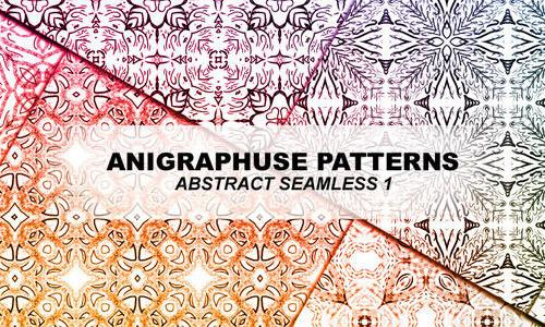 10+ Amazingly Awesome Fractal Photoshop Patterns - JustWP org