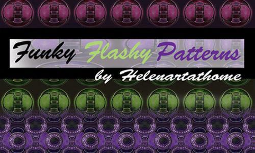 Funky Flashy Patterns