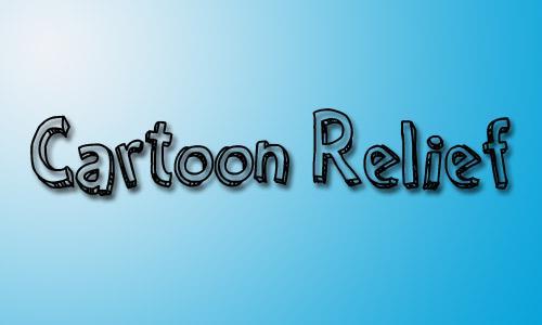 Cartoon Relief