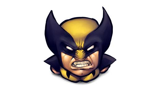 Comics Logan Icon