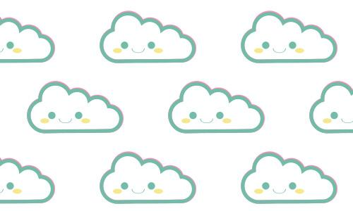 Kawaii Clouds