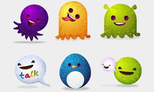 New Moshii World Icons