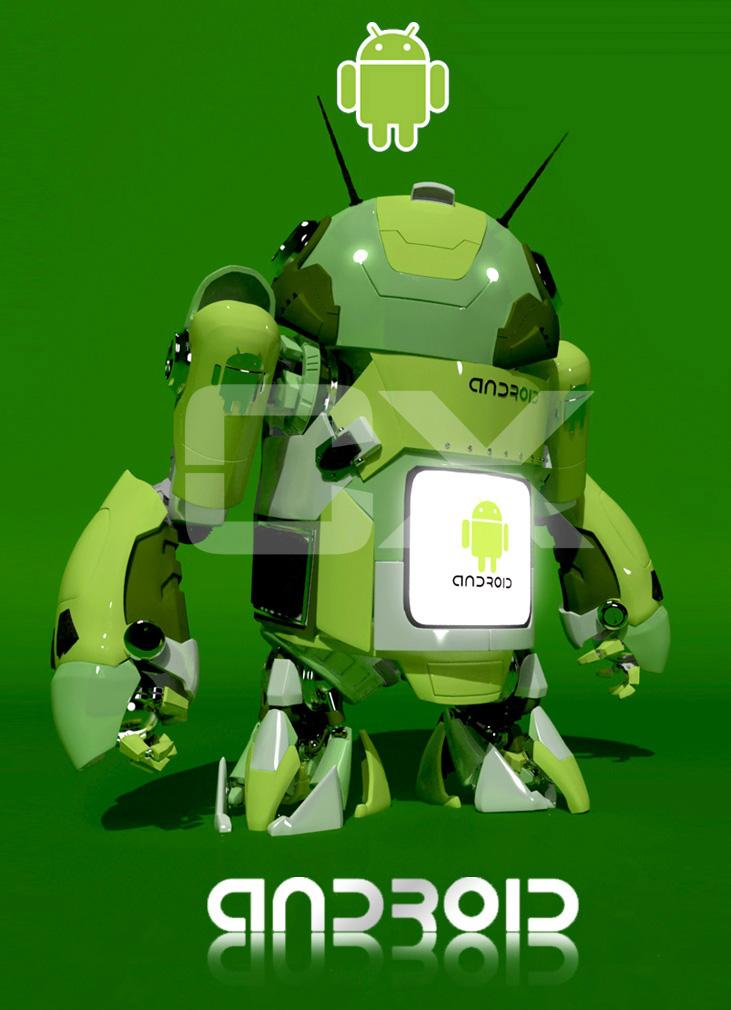 Android by AeroleFlock