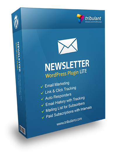 7. Newsletter plugin-Lite