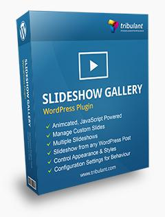 9. Slideshow gallery plugin